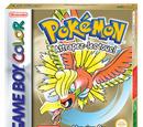 Pokémon Versions Or et Argent
