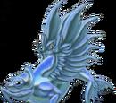 Dragon De Chome