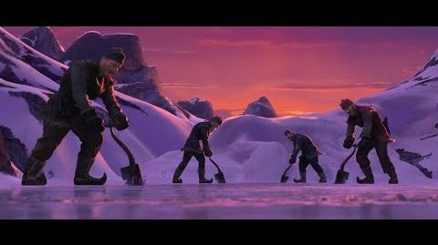 Frozen Una Aventura Congelada - Helado Corazón - 1080p