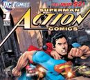 Action Comics Vol 2 1