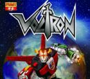 Voltron on Earth