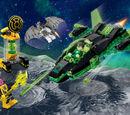 76025 Green Lantern contre Sinestro