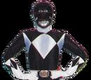 Czarny Wojownik Sentai