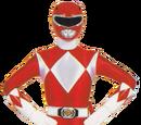 Czerwony Wojownik Sentai