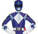 Niebieski Wojownik Sentai