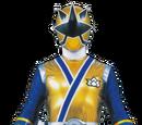 Złoty Wojownik Sentai