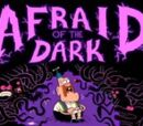 Asustado de la oscuridad