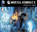 Mortal Kombat X Vol 1 1