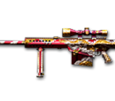 Barrett M82A1-Ancient Dragon