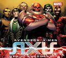 Vingadores e X-Men: EIXO