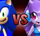 Sonic VS Lilac