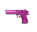 Desert Eagle-Pink Crystal
