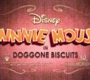 Doggone Biscuits