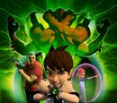 Ben 10: Destroy All Aliens/Cast