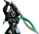 Espada de la Fiera Deidad