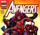 Avengers: Saving the Day Vol 1 1