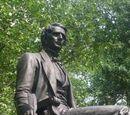 Estatua de William H. Seward