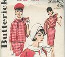 Butterick 2563