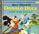 Donald Duck Lost and Found