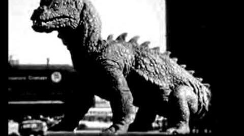 Rhedosaurus Roar