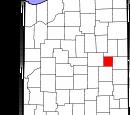 Blackford County, Indiana