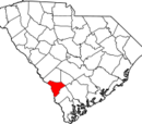 Allendale County, South Carolina