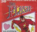DC COMICS VALENTINES: CBS The Flash