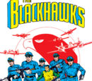 Blackhawk Squadron (Earth-One)