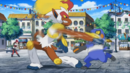 Allegra Infernape Close Combat.png