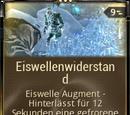 Eiswellen-Widerstand