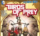 Birds of Prey: Soul Crisis (Collected)