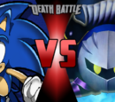 Sonic the Hedgehog vs. Meta Knight