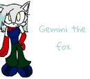 Gemini the Fox