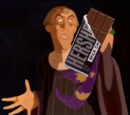 Images from Gaston and Frollo Get a Life