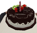 Cake Grenade