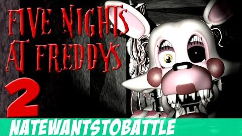 """Mangled"" - A Five Nights at Freddy's 2 Song by NateWantsToBattle"