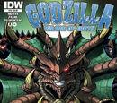 Godzilla: Rulers of Earth Issue 20
