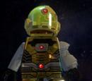 Cyborg (Space Suit)