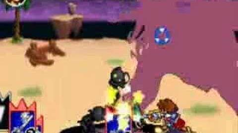 Kingdom Hearts CoM Darkside