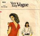 Vogue 8632 A