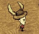 Mũ Sừng Bò