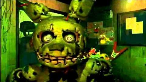 Loquendo - Jodiendo a Freddy por 5 noches 3 Teaser Trailer (Parodia FNAF 3 Teaser Trailer)