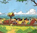 Indomitable village
