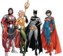 Justice Guild (Earth 11)