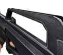 Machine gun based on assault rifle