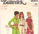Butterick 6093 B