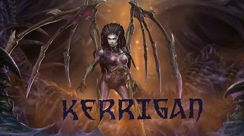 Découvrez Kerrigan dans Heroes of the Storm !