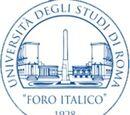 Università degli Studi di Roma Foro Italico