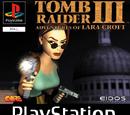 Tomb Raider III: Adventures of Lara Croft/Artwork