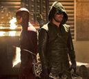 Flash vs. Arrow/Galerie